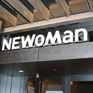 8割がエリア初登場! 新宿の目玉新施設「ニュウマン」大解剖