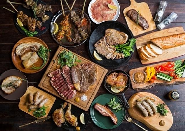 オトナのための「屋上貸切」BBQ場 赤坂や渋谷、押上など5店舗連続オープン