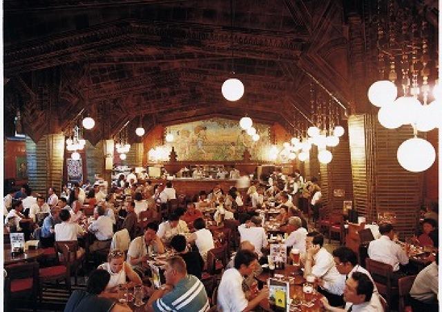 4月8日、日本最古のビヤホール「ライオン銀座七丁目店」で82歳の誕生祭!