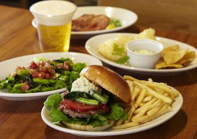 「the 3rd Burger」が新宿に進出! 極旨ハンバーガーをアテにビールで一杯