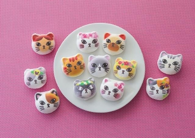 花咲く限定「ニャシュマロ」も 「フェリシモ猫部」が2週間限定で「エキュート上野」に出店!