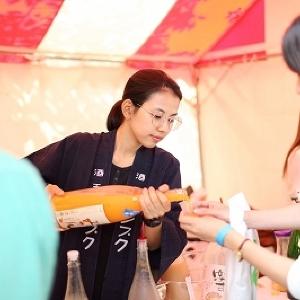 渋谷史上最大級! 25蔵元・100種以上の「日本酒」が集まる夢の祭典