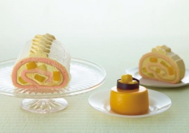 「パティスリーキハチ」から夏に食べたくなる新作マンゴースイーツ