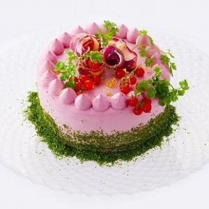 これ、本当にサラダ? ケーキのような「ベジデコサラダ」伊勢丹新宿に限定出展