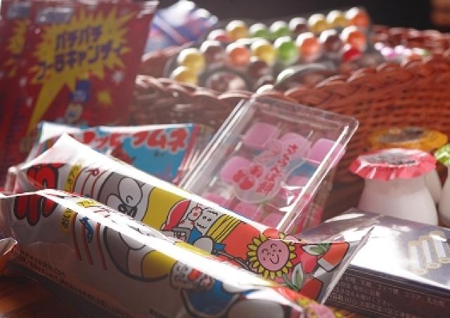 駄菓子が食べ放題! 最大規模の「駄菓子バー」渋谷にオープン
