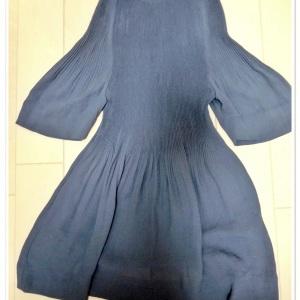 辛酸なめ子の下取りメモリアル#67 プリーツ服でマダム度アップ