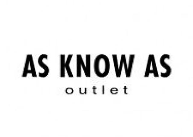 人気ブランド「アズ ノゥ アズ」のサンプル品やB品がお買い得!