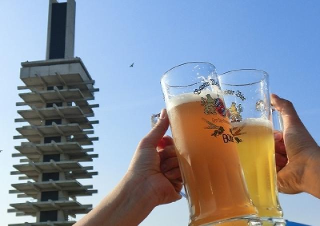 恒例オクトーバーフェスト きょうから駒沢オリンピック公園にドイツビール大集合