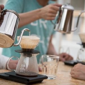 やっぱり自分で煎れるコーヒーが1番? セルフドリップ専門店がニュウマン屋上に誕生