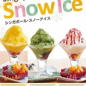 かき氷?アイスクリーム? 雪のような新食感かき氷に新フレーバー登場