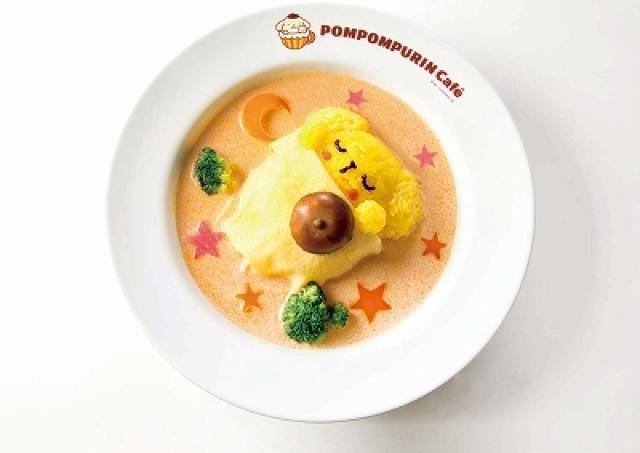 ポムポムプリンカフェが池袋にやってくる かわいすぎて食べられない限定メニューに注目!