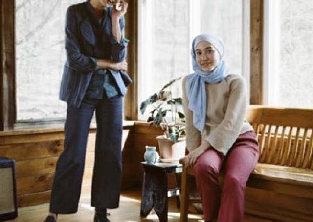ユニクロからムスリムファッション 「ムスリムじゃなくても着て欲しい」