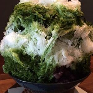 行列のできる「無重力かき氷」が浅草で解禁! 門外不出の濃厚抹茶レシピ