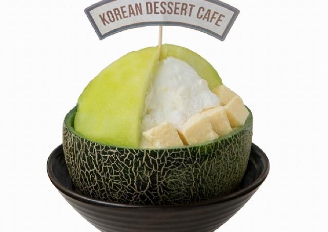 「カキ氷の日」に食べるならコレ! SNSで話題の「メロンが主役」のカキ氷