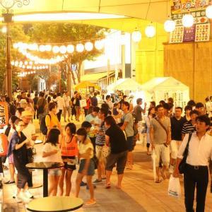 オクトーバーフェストが川崎「ラ チッタデッラ」に帰ってきた 恒例の夏祭りとW開催!