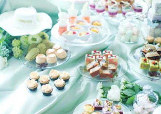 コンラッド東京初のスイーツブッフェ「セリーズ・アフタヌーンティー」 週末限定でスタート