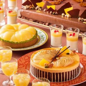 予約間もなく!横浜ベイホテル東急の大人気夜ブッフェ 11月のテーマは「洋梨」