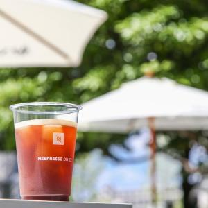 ネスプレッソの「プレミアムアイスコーヒー」 週末の六本木で無料体験!