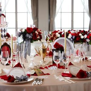 憧れのアリスで結婚式 京王プラザで「不思議の国のウエディング」しよう!