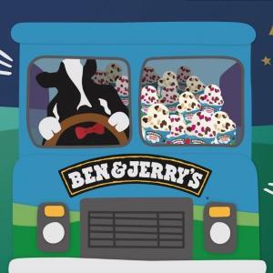 ベン&ジェリーズの夜のアイス便が帰ってきた! これからは12月まで月イチでお届け