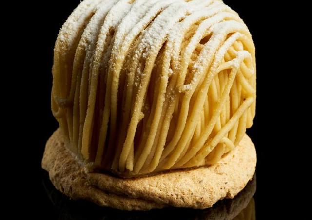 息をのむ美しさ 目黒雅叙園の「和栗のモンブラン」が食べたい!
