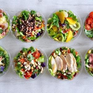 たっぷり野菜のサラダを自由にカスタマイズ パワーサラダ専門店が神楽坂にOPEN