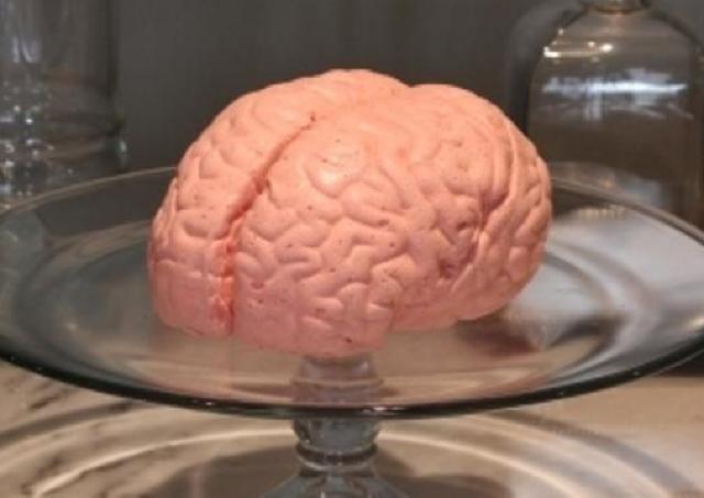 リアル過ぎて話題の「脳みそマシュマロ」が購入可能に! 薄ピンクでさらにリアル追求