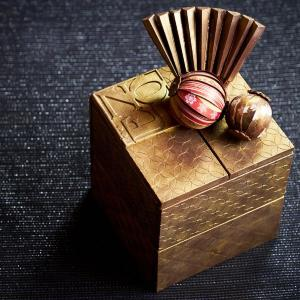 もはや芸術の域! 目黒雅叙園の「玉手箱Xmasケーキ」が息をのむ美しさ
