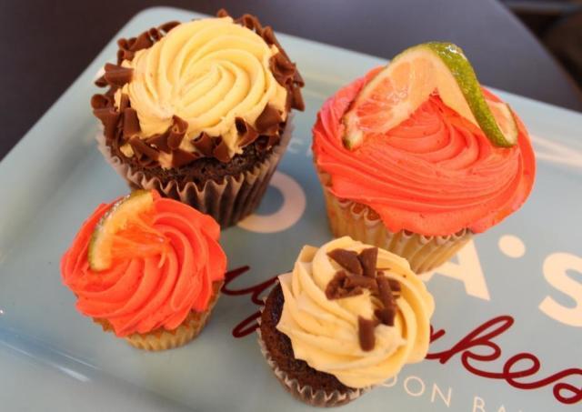 【六本木】ローラズカップケーキ2号店、試食レポ! 注目のカクテルカップケーキ食べてきた