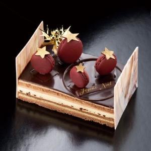 BbyB.から初のXmasケーキ チョコレート専門店らしいチョコづくしなケーキがデビュー