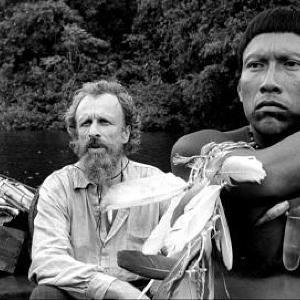 映画「彷徨える河」/先住民の視点からアマゾンを描く 深部をとらえたモノクロ映像