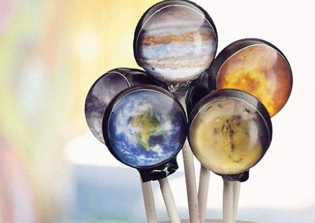 美しすぎる...! インスタでも大人気の「宇宙キャンディー」が日本で買えるように