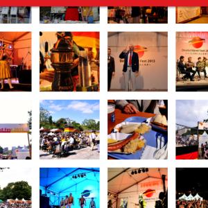 大使館主催「ドイツフェスティバル」がことしも 本場グルメとビールで乾杯!