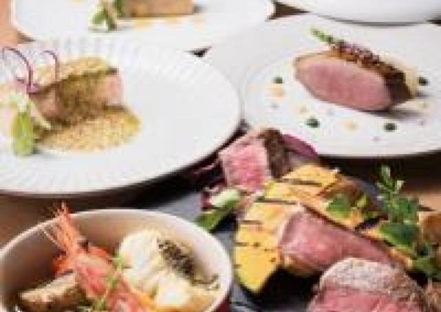 フランス料理と和食のマリアージュ 「開業35周年記念ディナーバイキング」京都新阪急ホテル