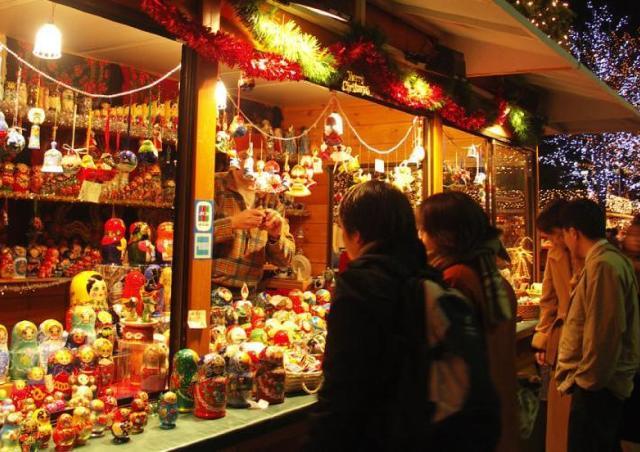 ミュンヘンのクリスマスマーケットが札幌にやってくる!