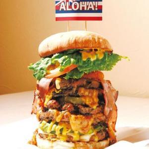 通常バーガー5個分の「メガモンスターバーガー」が1000円引き ヘビー級バーガーに挑戦!