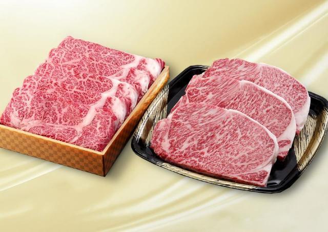 ヨダレもの「肉おせち」! 「すき焼き肉+ステーキ肉」の肉尽くし重