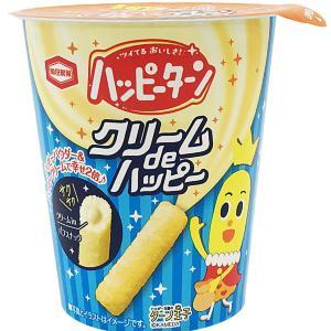 魔法の粉がクリームになった! 濃厚W仕立ての「ハッピーターン」北海道、東北先行発売