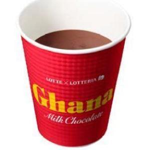 ロッテリアの「ガーナホットチョコレート」 大人気すぎて販売休止