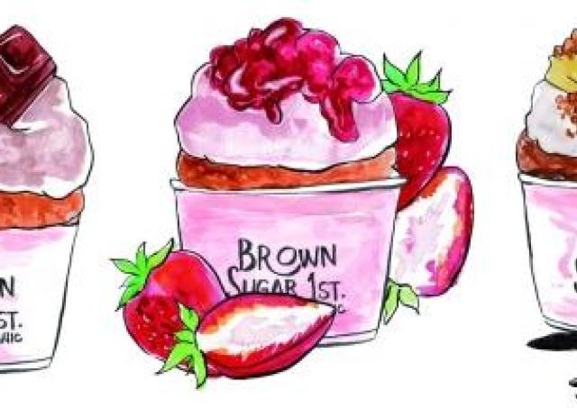 罪悪感ゼロのカップケーキ! ブラウンシュガーファーストのポップアップショップが期間限定OPEN