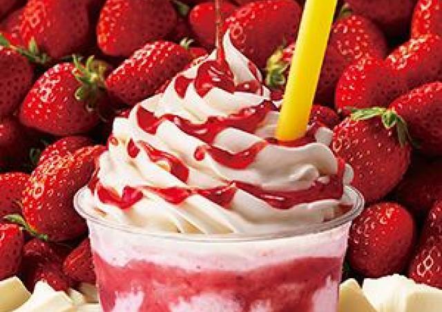 イチゴ好きお待たせ! ゴディバの「ホワイトチョコレート ダブルストロベリー」が復活