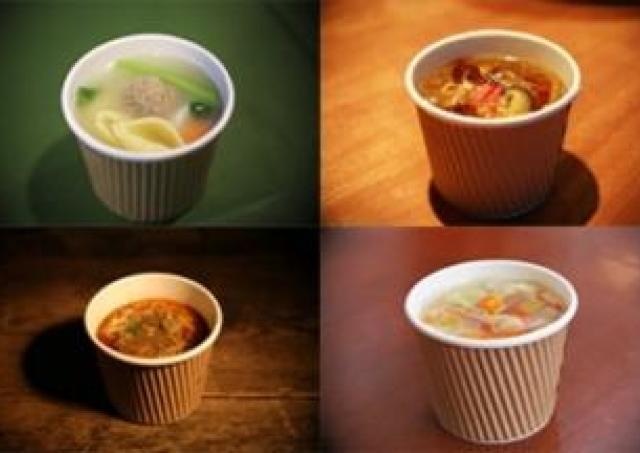 恵比寿の人気店が集結 この日だけのスペシャルスープが500円で食べられるフードフェス