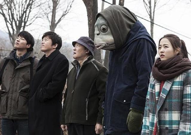 映画「フィッシュマンの涙」/臨床実験で上半身が魚に! 泣くに泣けない若者の悲劇