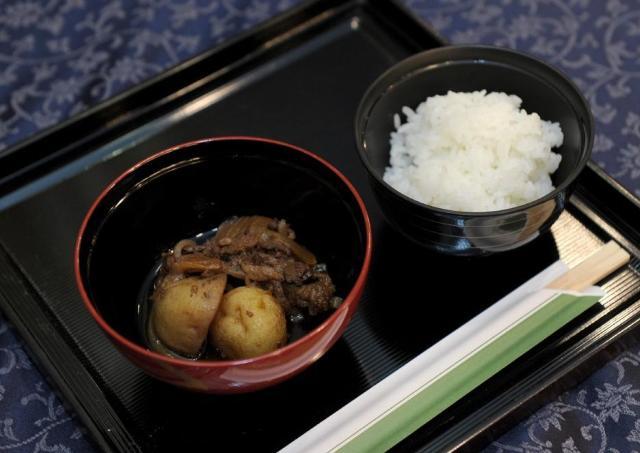 元祖「肉じゃが」が1日限りで復活! 東郷平八郎の直伝レシピ