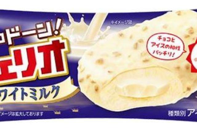ミルクの味わいと食べ応え 「チェリオ ホワイトミルク」期間限定デビュー