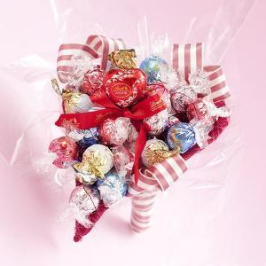 ことしのバレンタインはリンツチョコのブーケで決まり! 大切な人へのプレゼントにもぴったり