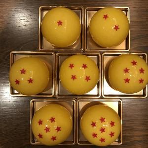 DBファン記者が食べてきました! 東京駅に「ドラゴンボールメニュー」大集合
