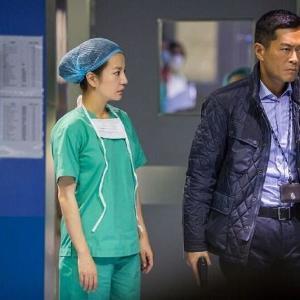映画「ホワイト・バレット」/容疑者、刑事、女医の丁々発止の心理戦