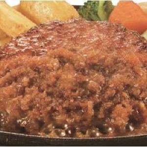 ステーキのどん食べ放題! 2017年第1弾は「チーズインハンバーグ」「チキングリルステーキ」など3種