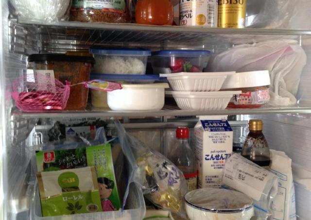「太りやすい冷蔵庫」チェック 全部出したらスゴイことになってたので報告します